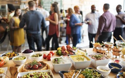 How Catering Makes Event Planning Easier